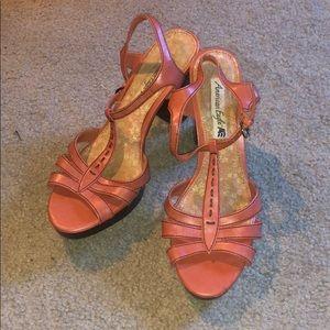 American Eagle Heels, Sandals.